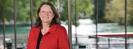 Marianne Dumermuth, SP-Gemeinderätin Thun, Grossrätin
